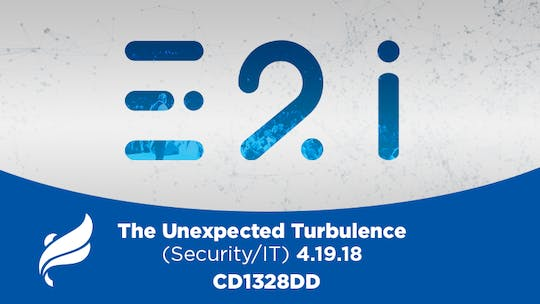 Instant Access to THE UNEXPECTED TURBULENCE (SECURITY/IT) - Audio by The Potter's House of Dallas, powered by Intelivideo