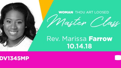Instant Access to Rev. Marissa Farrow - Video by The Potter's House of Dallas, powered by Intelivideo