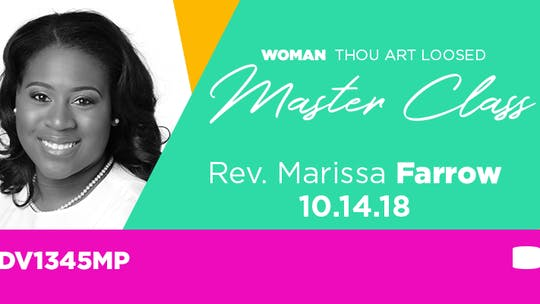 Rev. Marissa Farrow - Video by The Potter's House of Dallas, powered by Intelivideo