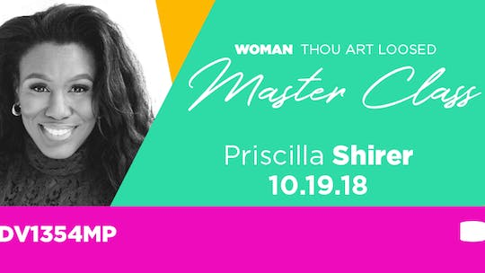 Priscilla Shirer - Video by The Potter's House of Dallas