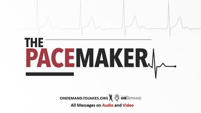 The Pacemaker Bundle Set | 8 Audio and 8 Video Messages | $69.99 by The Potter's House of Dallas