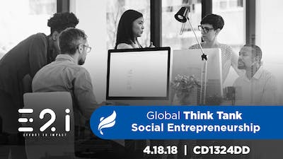 GLOBAL THINK TANK 1 - SOCIAL ENTREPRENEURSHIP - Audio by The Potter's House of Dallas