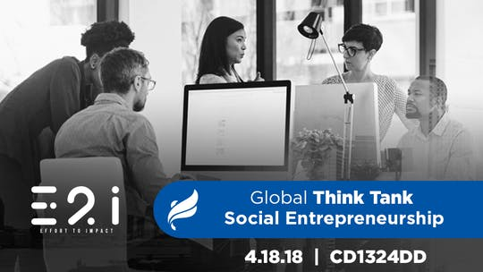 GLOBAL THINK TANK 1 - SOCIAL ENTREPRENEURSHIP - Audio by The Potter's House of Dallas, powered by Intelivideo