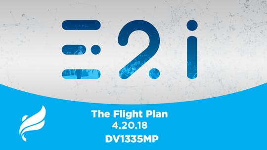 THE FLIGHT PLAN - Video by The Potter's House of Dallas, powered by Intelivideo