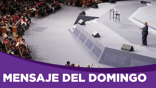 De limosnas a Manos hacia Arriba | Bishop T.D. Jakes| en Video by The Potter's House of Dallas