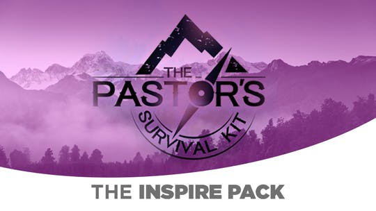 The Inspire Pack-Leading While Bleeding - Audio by The Potter's House of Dallas, powered by Intelivideo