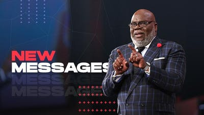 Strange Tears | Bishop T.D. Jakes | Video by The Potter's House of Dallas