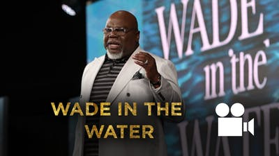 Instant Access to Wade In The Water - VIDEO from the The Gospel Hidden In The Tent Series by The Potter's House of Dallas, powered by Intelivideo