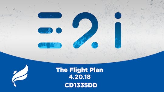 Instant Access to THE FLIGHT PLAN - Audio by The Potter's House of Dallas, powered by Intelivideo