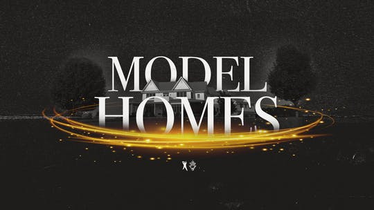 Model Homes | Bishop T.D. Jakes | Audio by The Potter's House of Dallas