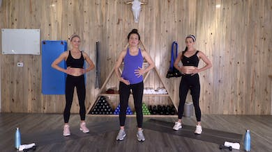 CoreFIX with Brooke, Michele and Sam CF1 by The Bloom Method