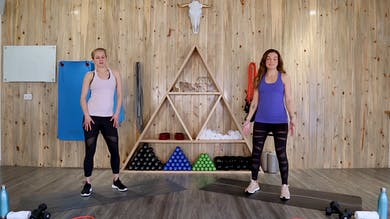 BloomFIT Workout with Brooke and Madeline BF2 by The Bloom Method