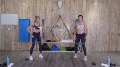 Express Lower Body Burn with Brooke and Michele EX1 by The Bloom Method