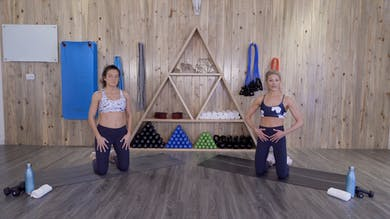 Express Core Workout with Michele and Brooke EX4 by The Bloom Method