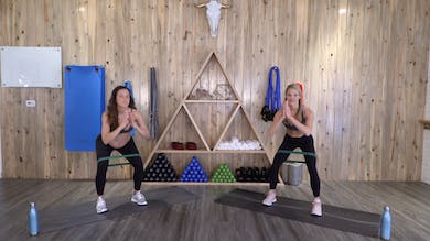 Express Leg Workout with Michele and Brooke EX8 by The Bloom Method