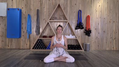 Simple Evening Meditation with Amy by The Bloom Method