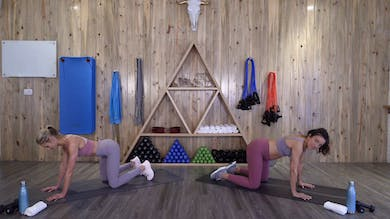 Express Core Workout with Brooke and Michele EX15 by The Bloom Method