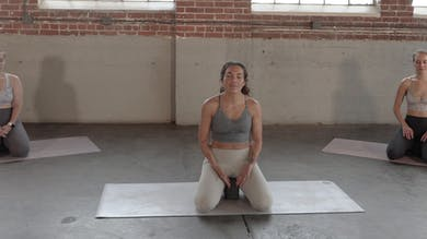 Core Rehab Stretch Sequence by The Bloom Method