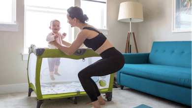 Studio Bloom Postnatal Series (Week 3) by The Bloom Method