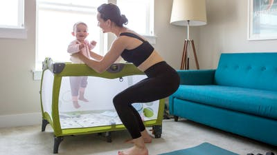 Instant Access to Postnatal Class Descriptions by The Bloom Method , powered by Intelivideo