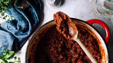 Postpartum & Lactation - Bison Chili by The Bloom Method