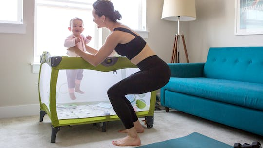 Postnatal Series by The Bloom Method , powered by Intelivideo