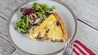 Pregnancy - Savory Quiche by The Bloom Method