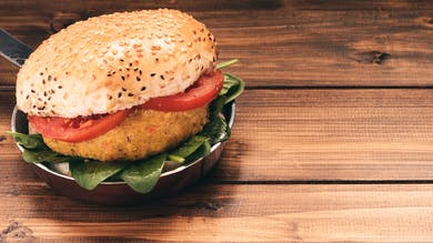 Pregnancy - Salmon Burgers with Mashed Avocado by The Bloom Method