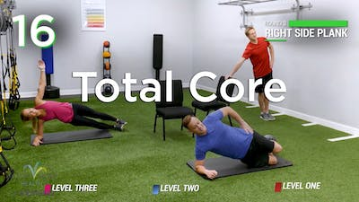 Total Core by Hilton Head Health ONDEMAND