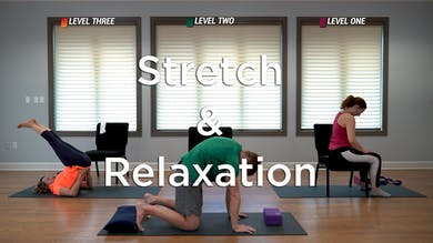 Stretch and Relaxation by Hilton Head Health ONDEMAND
