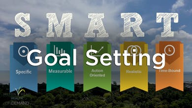 SMART Goal Setting by Hilton Head Health ONDEMAND