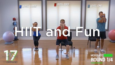 HIIT and Fun by Hilton Head Health ONDEMAND
