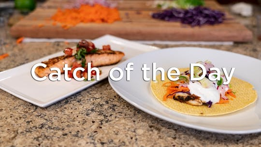 Catch of the Day: Preparing Fish by Hilton Head Health ONDEMAND