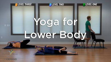 Yoga for Lower Body by Hilton Head Health ONDEMAND