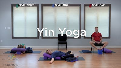 Yin Yoga by Hilton Head Health ONDEMAND
