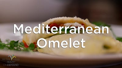 Mediterranean Omelet by Hilton Head Health ONDEMAND