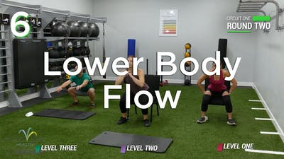 Lower Body Flow by Hilton Head Health ONDEMAND