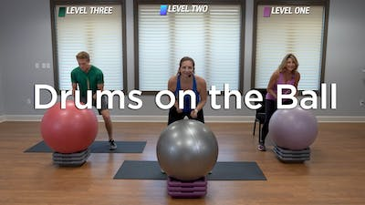 Drums on The Ball by Hilton Head Health ONDEMAND