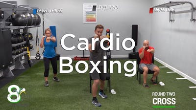 Cardio Boxing by Hilton Head Health ONDEMAND