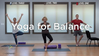 Yoga For Balance by Hilton Head Health ONDEMAND