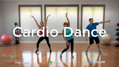 Cardio Dance by Hilton Head Health ONDEMAND