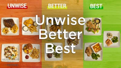 Unwise Better Best by Hilton Head Health ONDEMAND