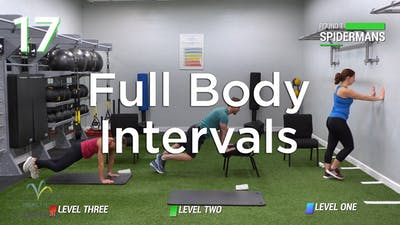 Full Body Intervals by Hilton Head Health ONDEMAND