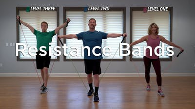 Resistance Bands by Hilton Head Health ONDEMAND