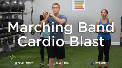 Marching Band Cardio Blast by Hilton Head Health ONDEMAND