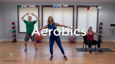Aerobics by Hilton Head Health ONDEMAND