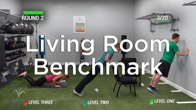 Living Room Benchmark by Hilton Head Health ONDEMAND