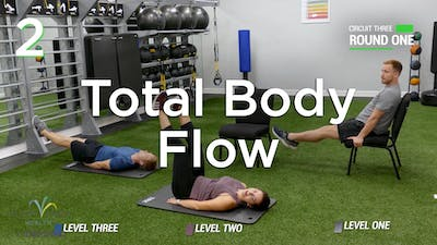 Total Body Flow by Hilton Head Health ONDEMAND
