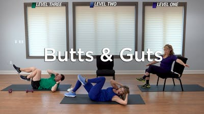 Butts and Guts by Hilton Head Health ONDEMAND