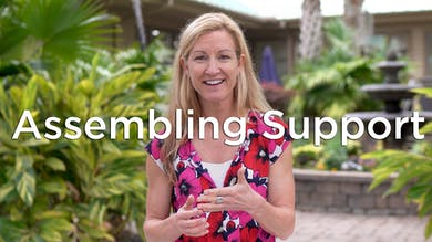 Assembling Your Support by Hilton Head Health ONDEMAND